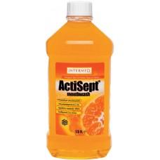 Actisept - Φθοριούχο στοματικό διάλυμα